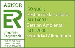 Molenbergnatie Spain successfully passes ISO audit 2019